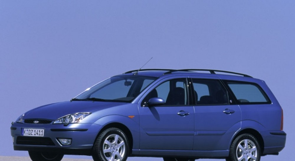 ford focus estate car wagon 2001 2005 reviews. Black Bedroom Furniture Sets. Home Design Ideas