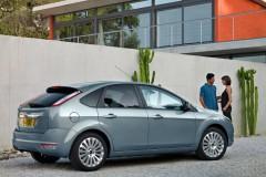 Ford Focus hečbeka foto attēls 3