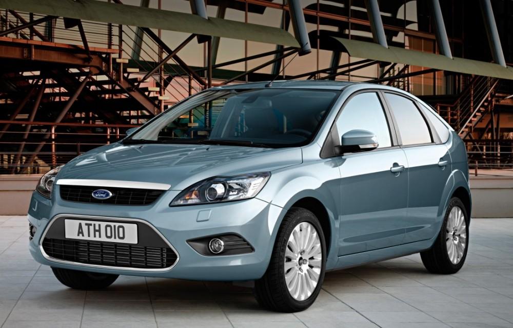 Ford Focus 2008 foto attēls