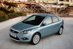 Ford Focus hečbeka foto attēls 8