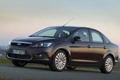 Ford Focus sedana foto attēls 1