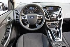 Ford Focus hečbeka foto attēls 7