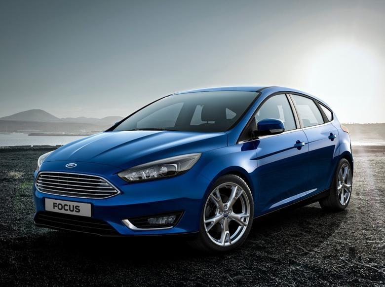 Ford Focus 2014 foto attēls