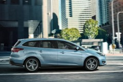 Ford Focus universāla foto attēls 16