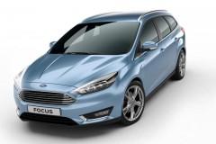 Ford Focus universāla foto attēls 7