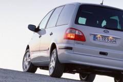 Ford Galaxy minivena foto attēls 2