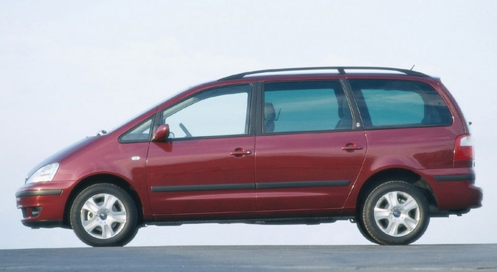 Ford Galaxy Minivan Mpv 2000 2003 Reviews Technical