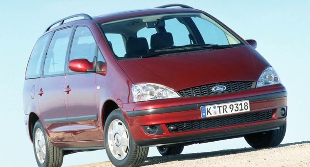 Ford Galaxy 2000 foto attēls