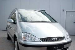 Ford Galaxy minivena foto attēls 1