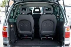 Ford Galaxy minivena foto attēls 9