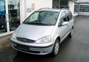 Ford Galaxy 2003 foto attēls