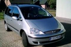 Ford Galaxy minivena foto attēls 11