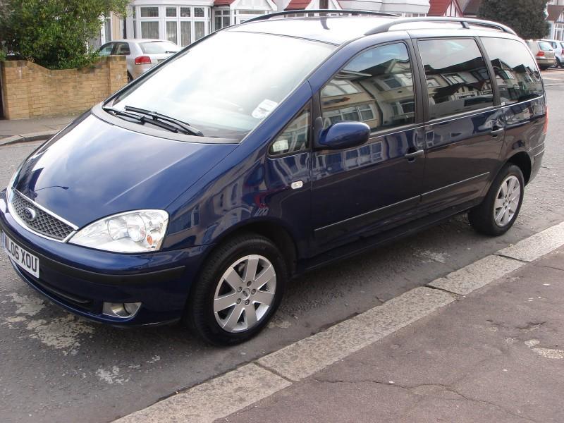 Ford Galaxy 2006 foto attēls