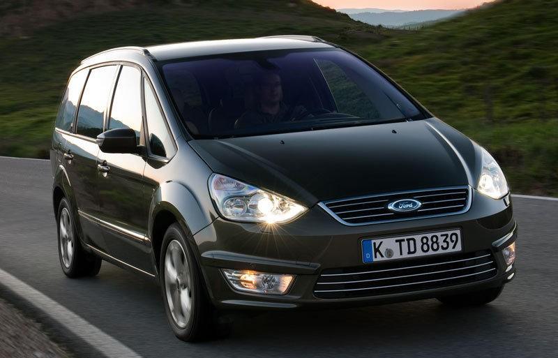 Ford Galaxy 2010 foto attēls