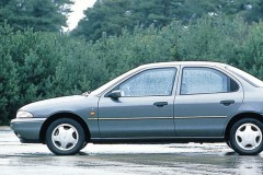 Ford Mondeo sedana foto attēls 1