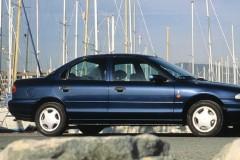 Ford Mondeo sedana foto attēls 3