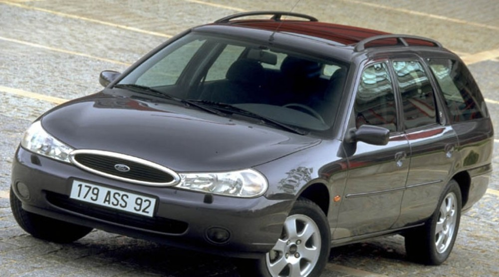 ford mondeo familiar 1996