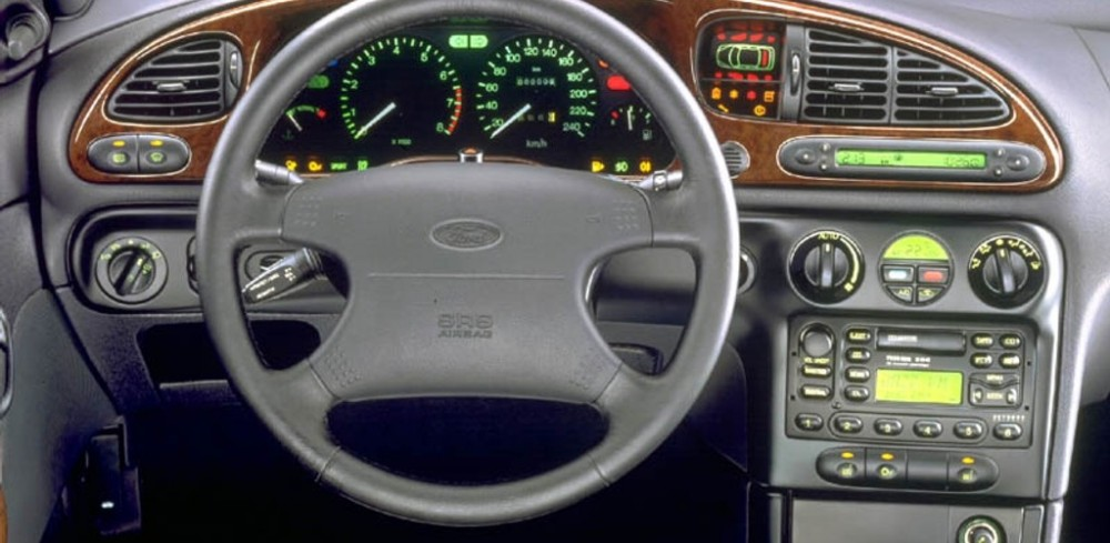 Ford Mondeo Estate Car Wagon 1996 2000 Reviews Technical Data