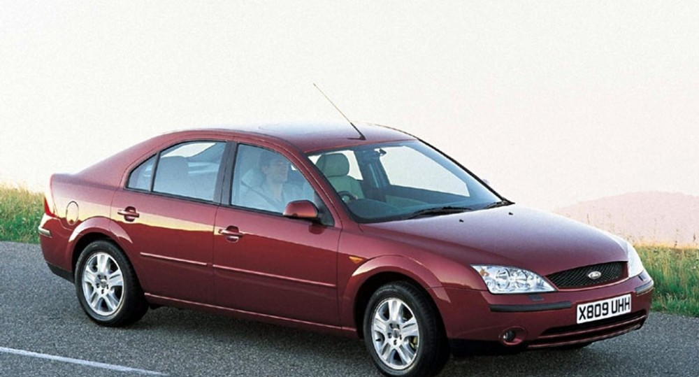 Ford Mondeo Hatchback 2000 2003 Reviews Technical Data