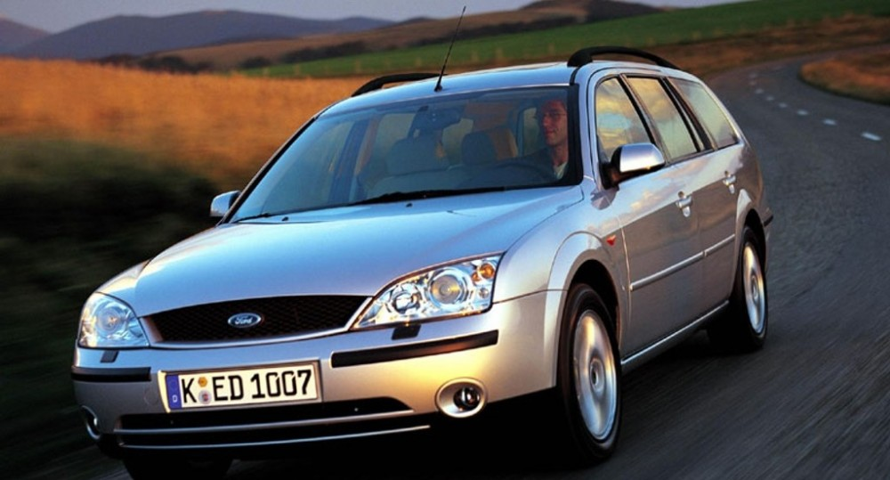 ford mondeo estate car wagon 2000 2003 reviews technical data prices. Black Bedroom Furniture Sets. Home Design Ideas