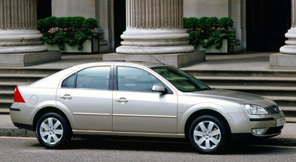 ford mondeo hatchback 2003 2005 reviews technical data prices. Black Bedroom Furniture Sets. Home Design Ideas
