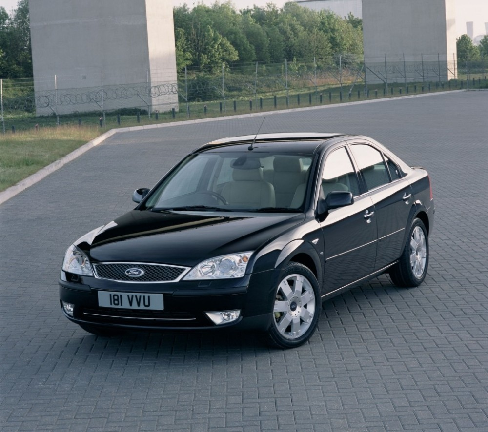 ford mondeo sedan 2003 2005 reviews technical data prices. Black Bedroom Furniture Sets. Home Design Ideas