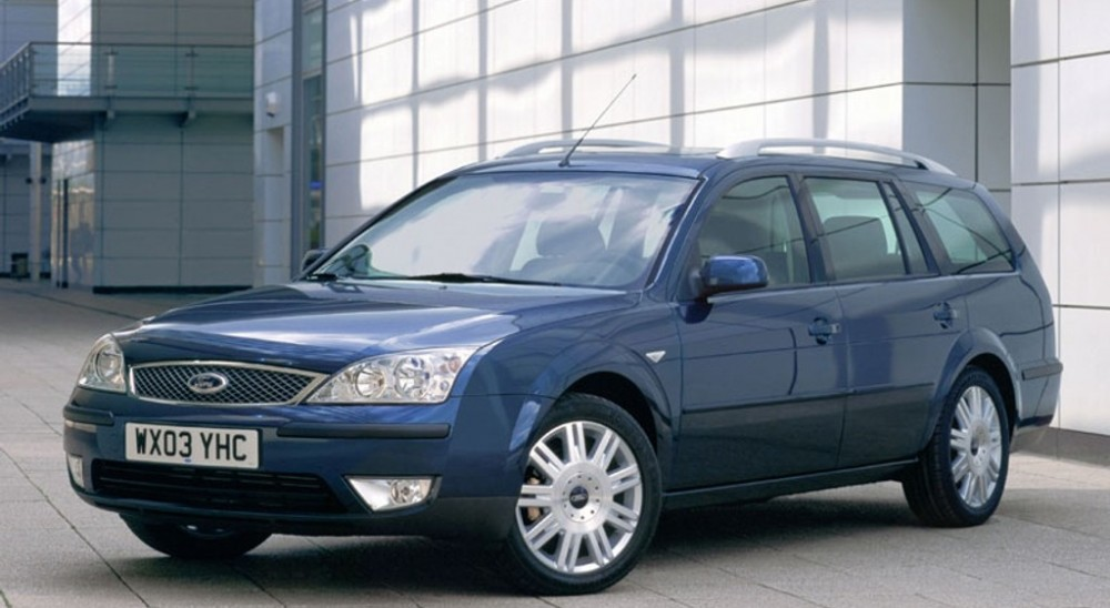 Ford Mondeo estate car photo image 1 & Ford Mondeo Estate car / wagon 2003 - 2005 reviews technical data ... markmcfarlin.com