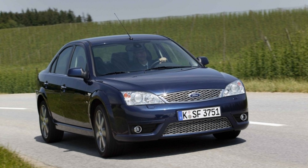 Ford Mondeo Sedans 2005 2007 Atsauksmes Tehniskie Dati Cenas