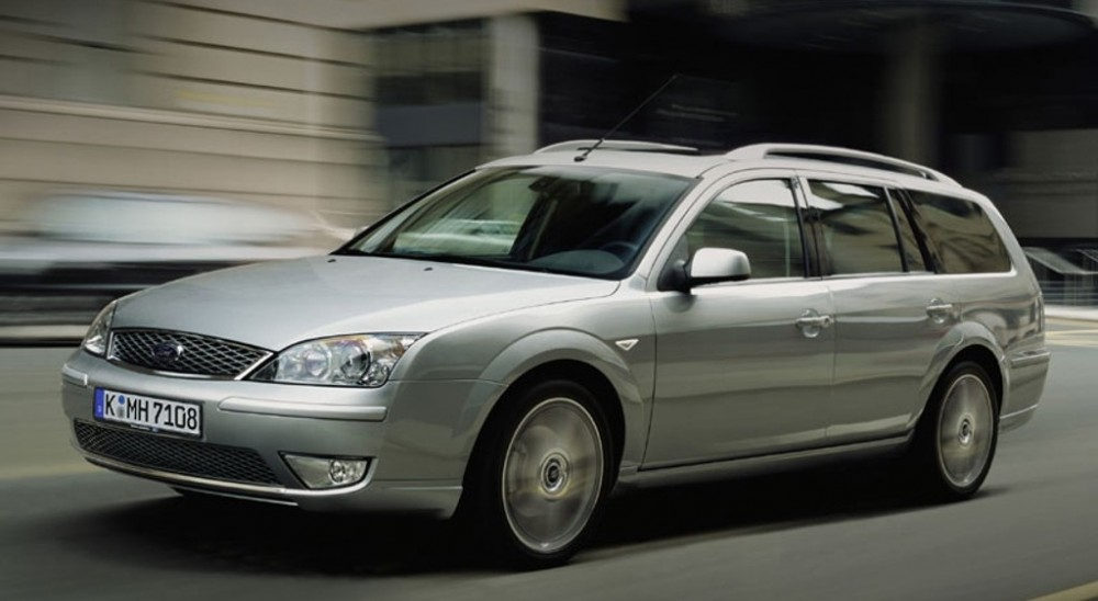 ford mondeo estate car wagon 2005 2007 reviews technical data prices. Black Bedroom Furniture Sets. Home Design Ideas