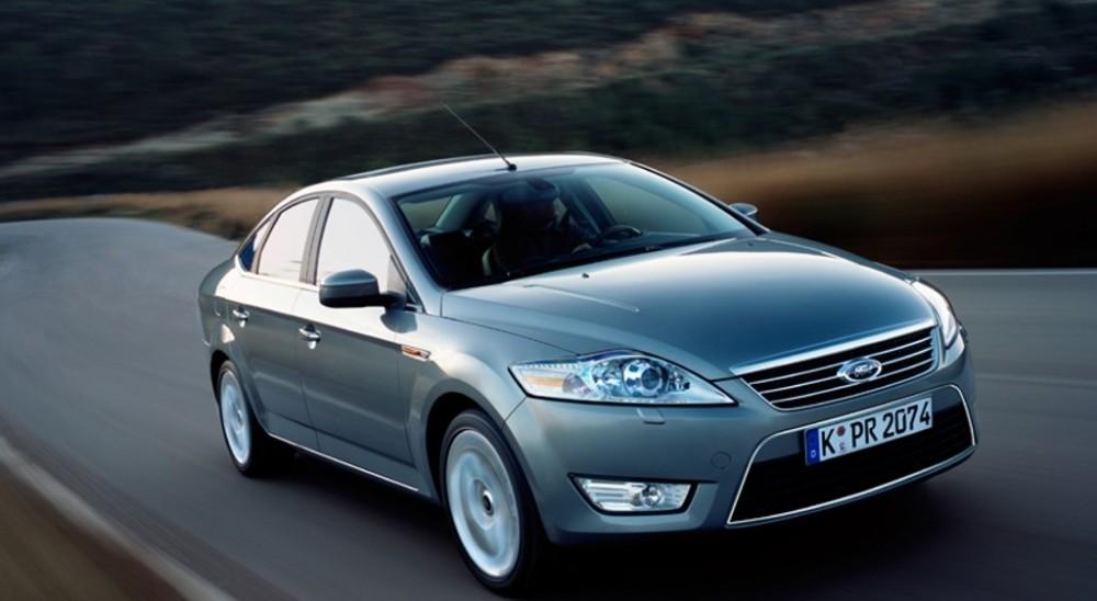Ford Mondeo 2007 foto attēls