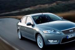 Ford Mondeo sedana foto attēls 4