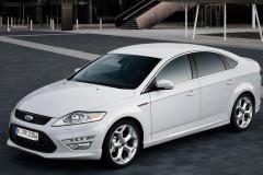 Ford Mondeo hečbeka foto attēls 3