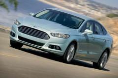 Ford Mondeo sedana foto attēls 19