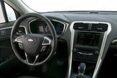 Ford Mondeo sedana foto attēls 15