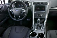 Ford Mondeo sedana foto attēls 5