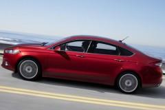 Ford Mondeo sedana foto attēls 6