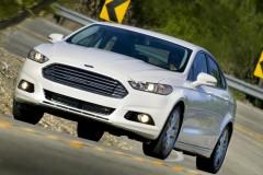 Ford Mondeo sedana foto attēls 8
