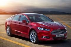 Ford Mondeo hečbeka foto attēls 1
