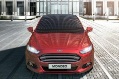 Ford Mondeo hečbeka foto attēls 9