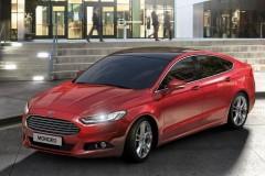 Ford Mondeo hečbeka foto attēls 7