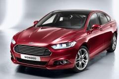 Ford Mondeo hečbeka foto attēls 6