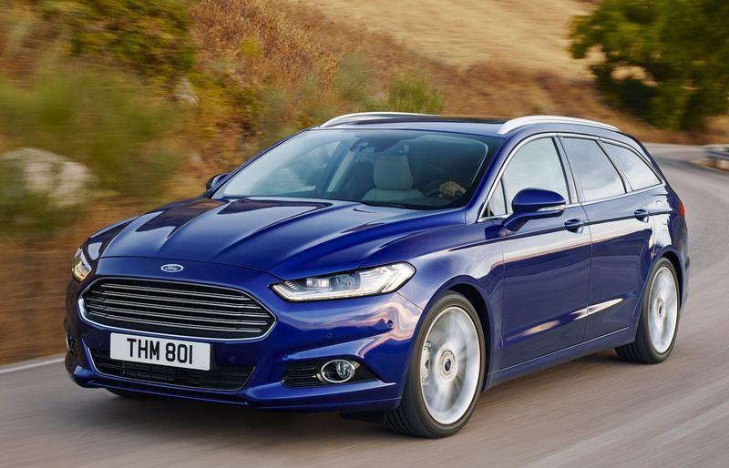 Ford Mondeo 2014 foto attēls