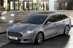 Ford Mondeo universāla foto attēls 8