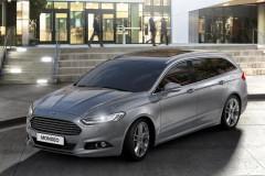 Ford Mondeo universāla foto attēls 6