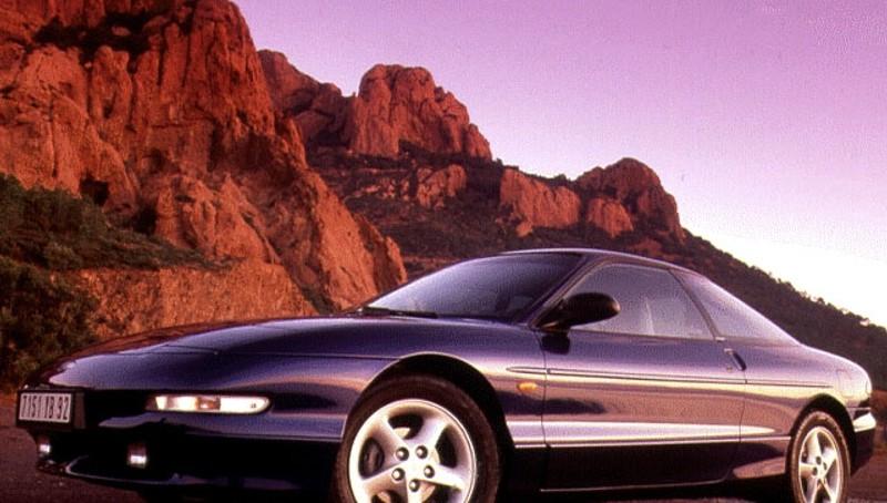 1996 probe leather seats