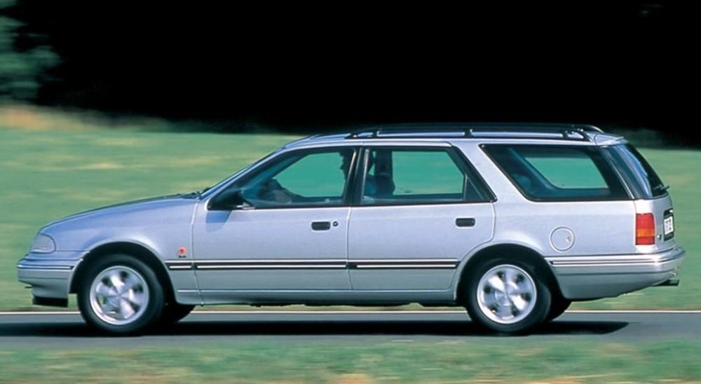 Ford Scorpio estate car photo image 2 & Ford Scorpio Estate car / wagon 1992 - 1994 reviews technical ... markmcfarlin.com