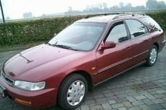 Honda Accord estate car photo image 4