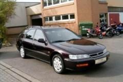 Honda Accord estate car photo image 5
