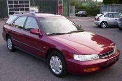 Honda Accord estate car photo image 11
