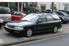 Honda Accord estate car photo image 14